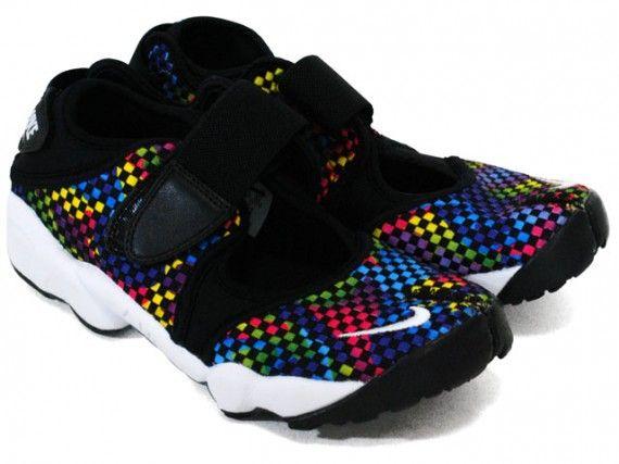 Multi Color Nike Rift