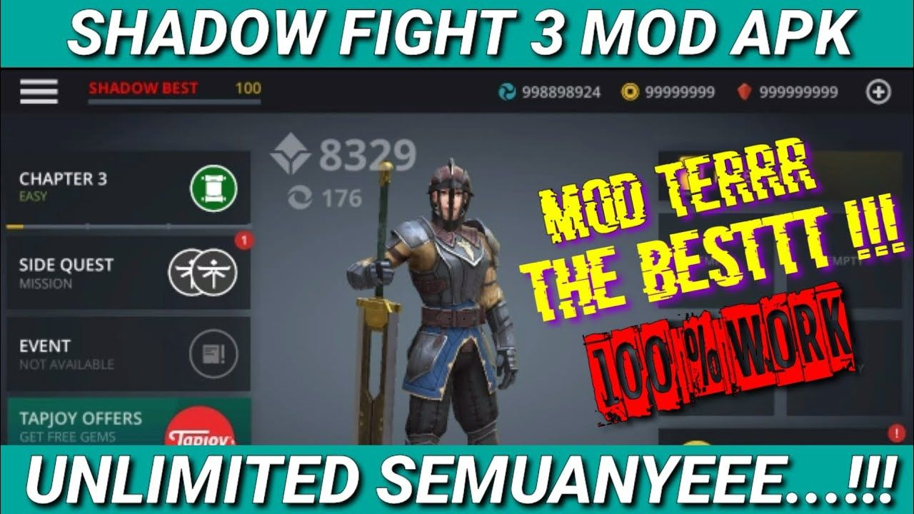 Pin On Shadow Fight 3 Hack Tool