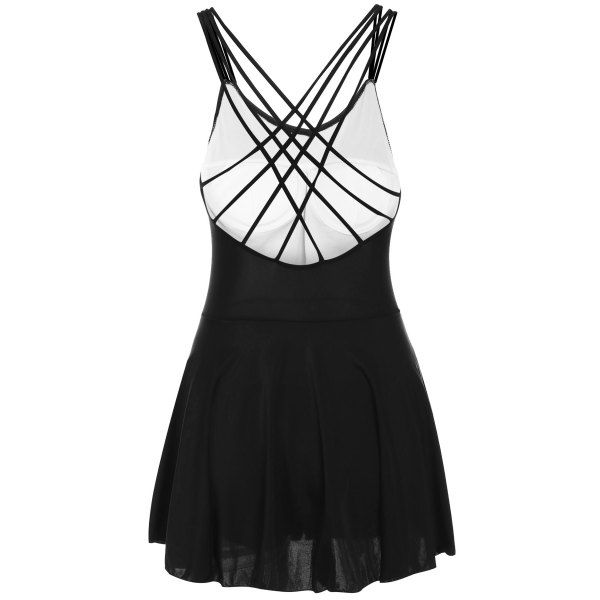 Strappy Criss-Cross Swimsuit 15.27 USD