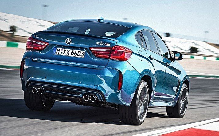 2018 BMW X6 Colors