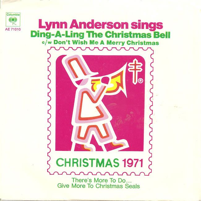 45cat - Lynn Anderson - Theme Song For 1971 Christmas Seal ...