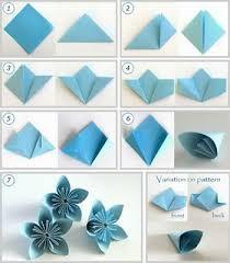 Hasil Gambar Untuk Membuat Bunga Buket Kertas Tutorial Bunga