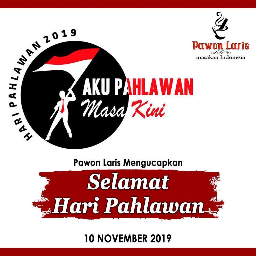 Gambar Pahlawan Nasional 10 November