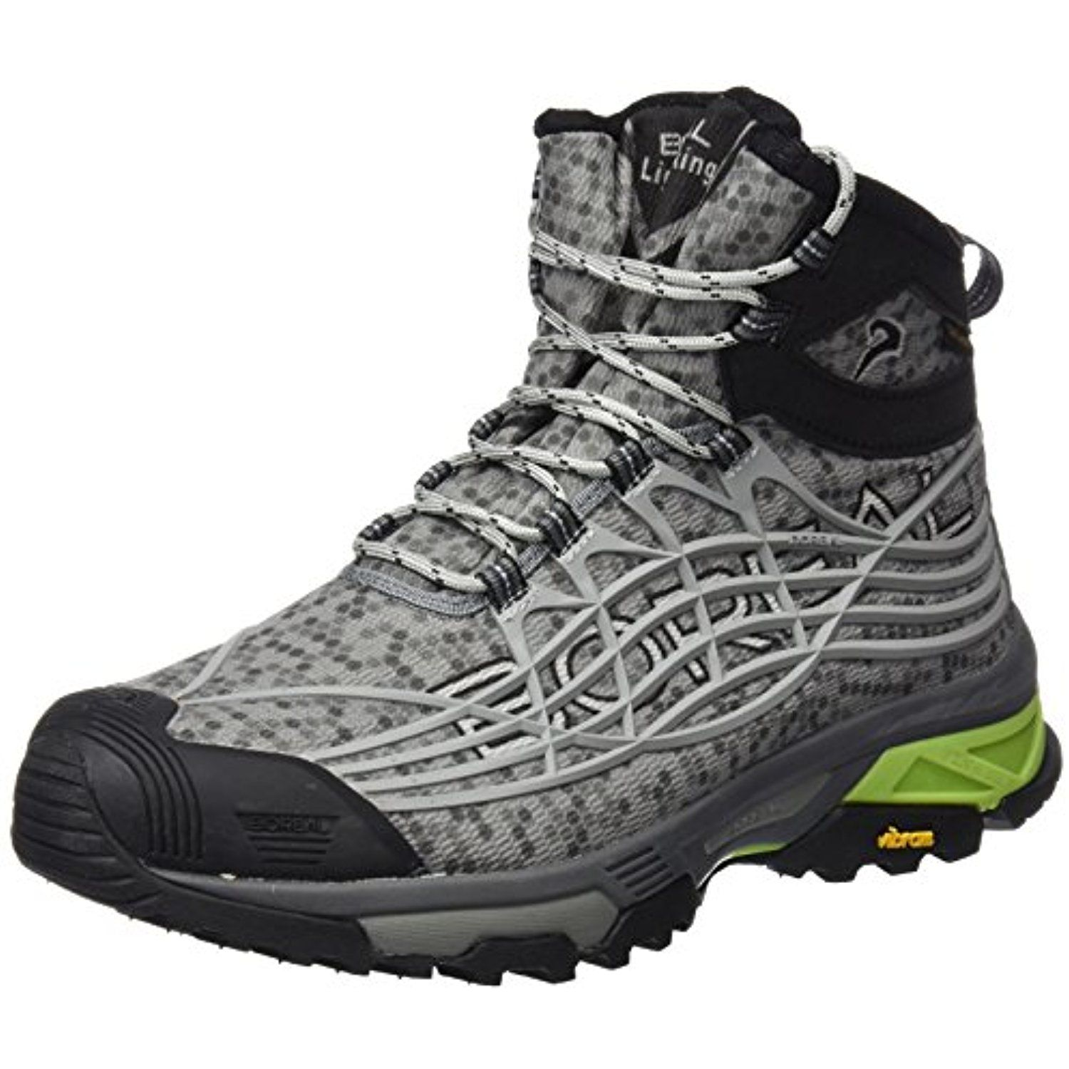 a6a3066dff3 Climbing Boots Womens Lightweight Hurricane Gris Grey 45013 -- Read more at  the image link