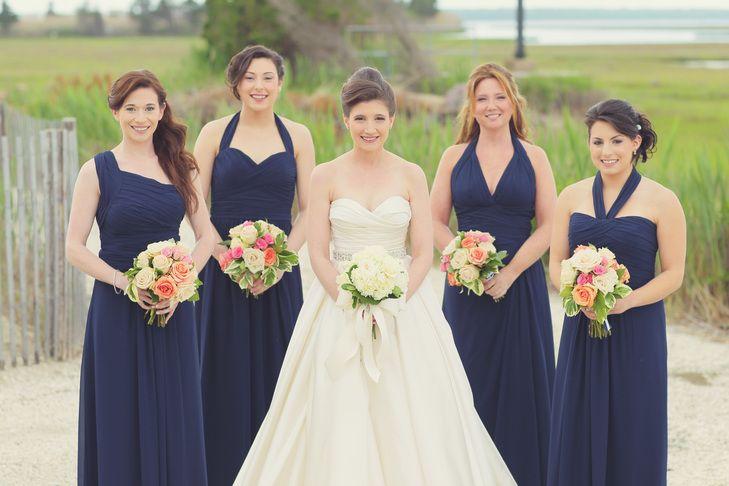 Beautiful Long Beach Island Wedding At Bonnet Estate
