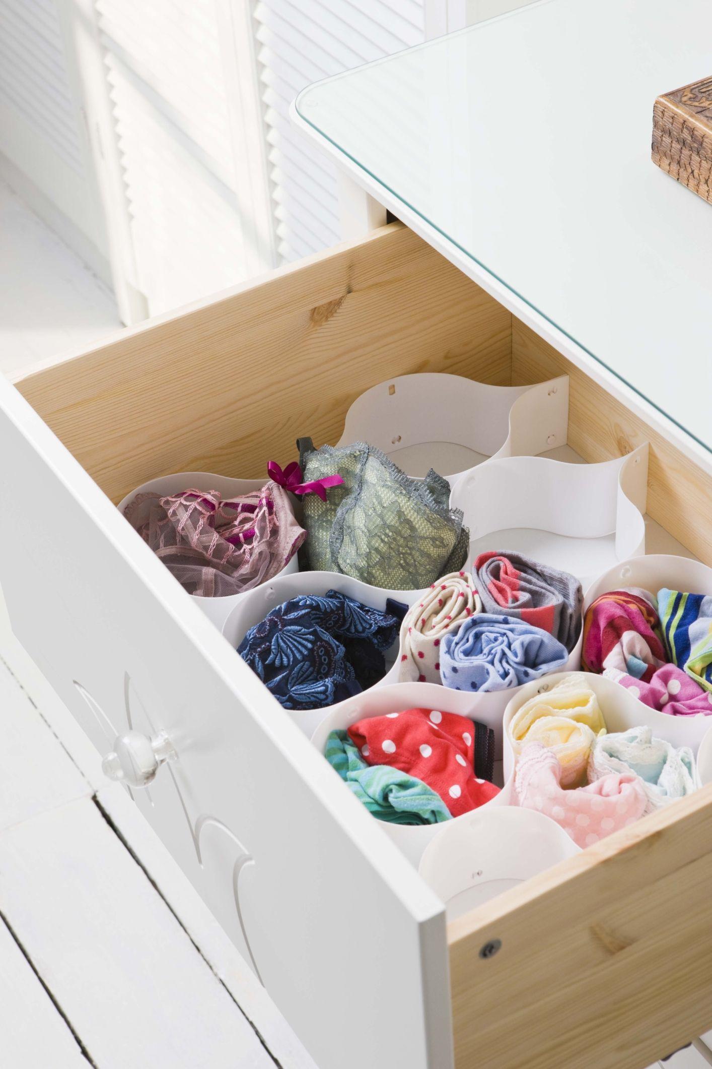 Create Your Own Cardboard Box Desk Drawer Organizers Diy