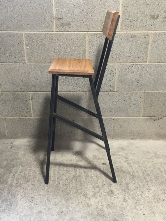 24 Design Stoelen.24 7 Bar Stool Retro Industrial Look Bar Stool With Stol Stul