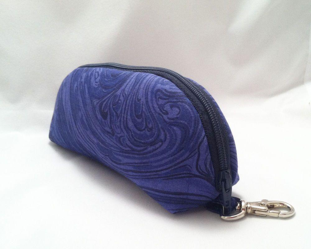 Bright Blue Marble Mod Eleaf Cool Fire Seigel ECig Vape Case Pouch
