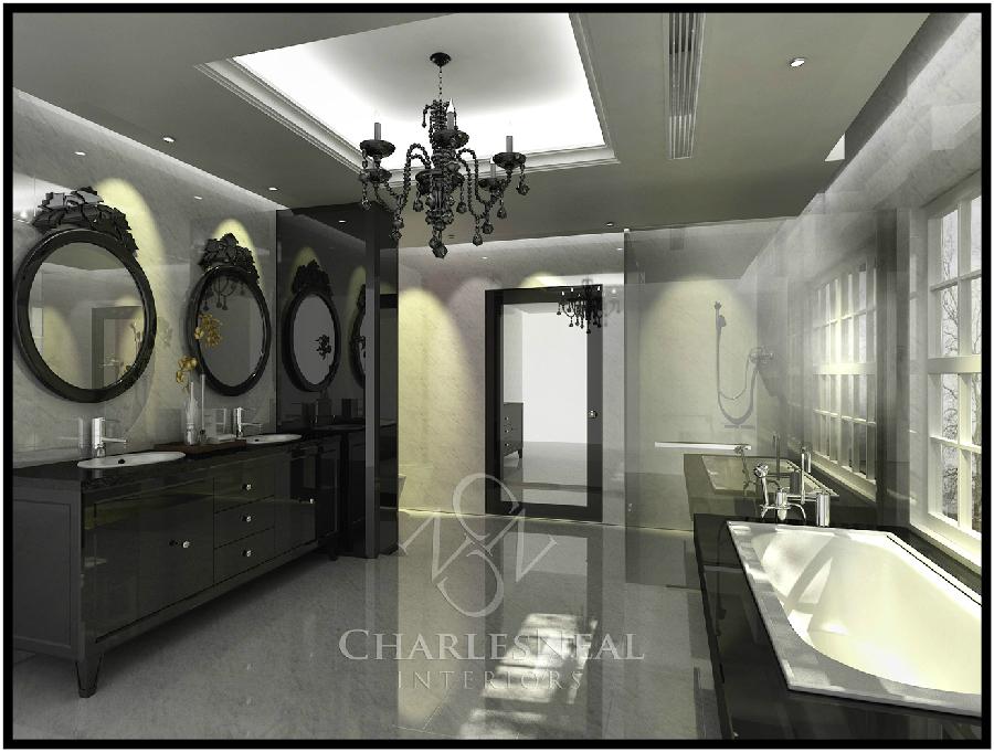 Beautiful Master Bathrooms Exterior gorgeous master bath -charles neal interiors | decor! | pinterest