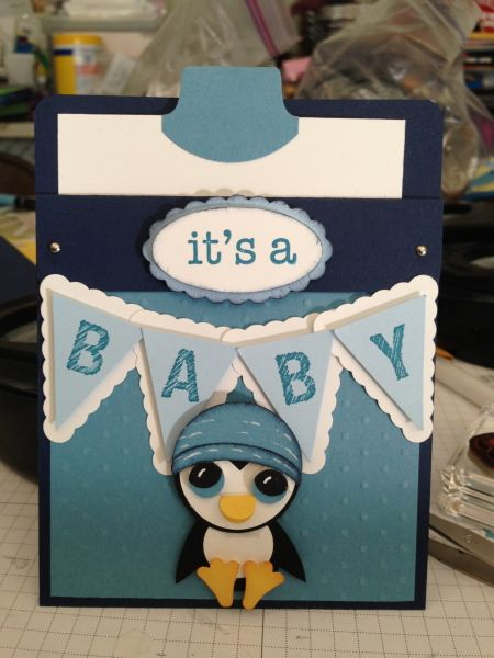 Baby Shower Invite Yeah Its A Baby Penguin Awesome Things For