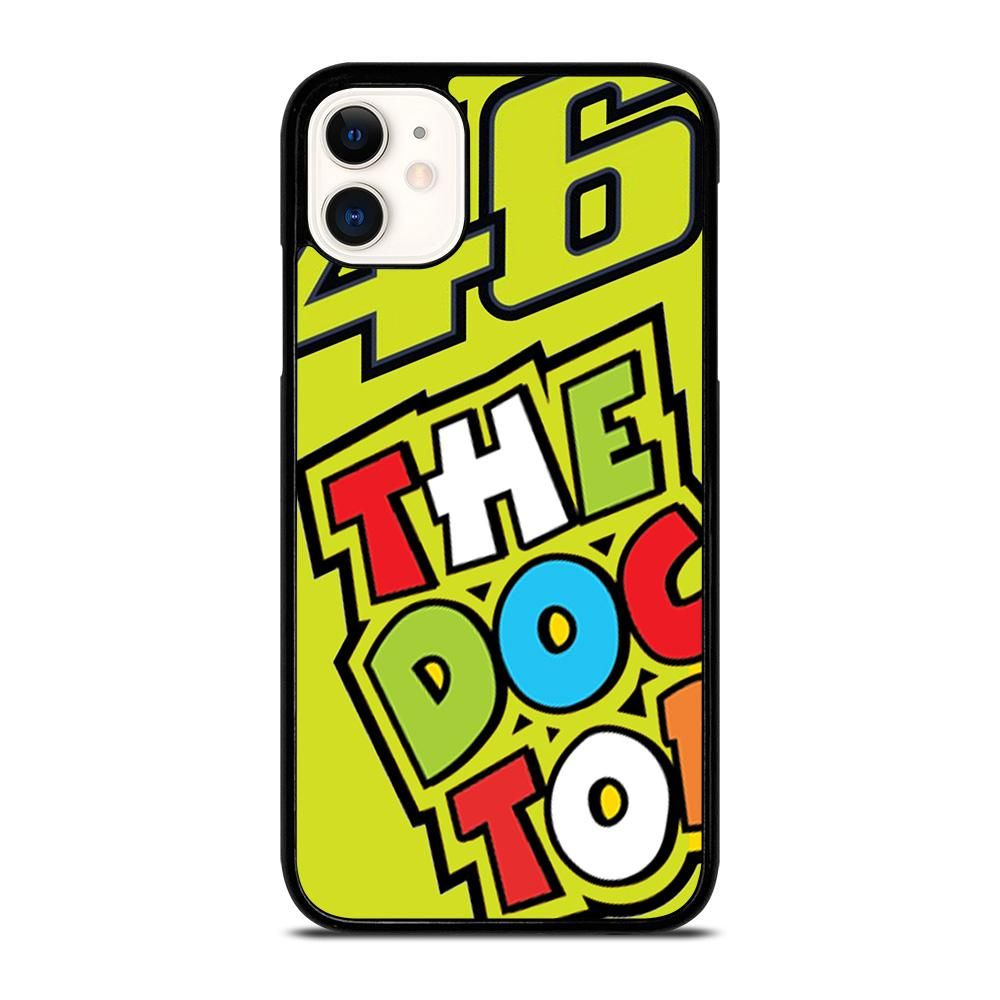 Valentino Rossi Vr46 The Doctor Iphone 11 Case Cover Samsung Galaxy Case Customized Phone Covers Valentino Rossi