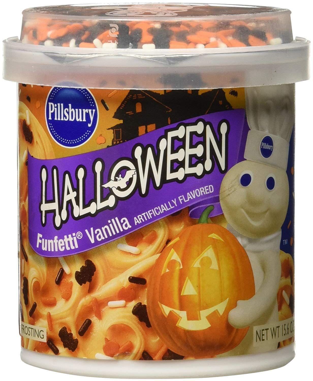 31 pillsbury halloween cookies near me vanilla frosting