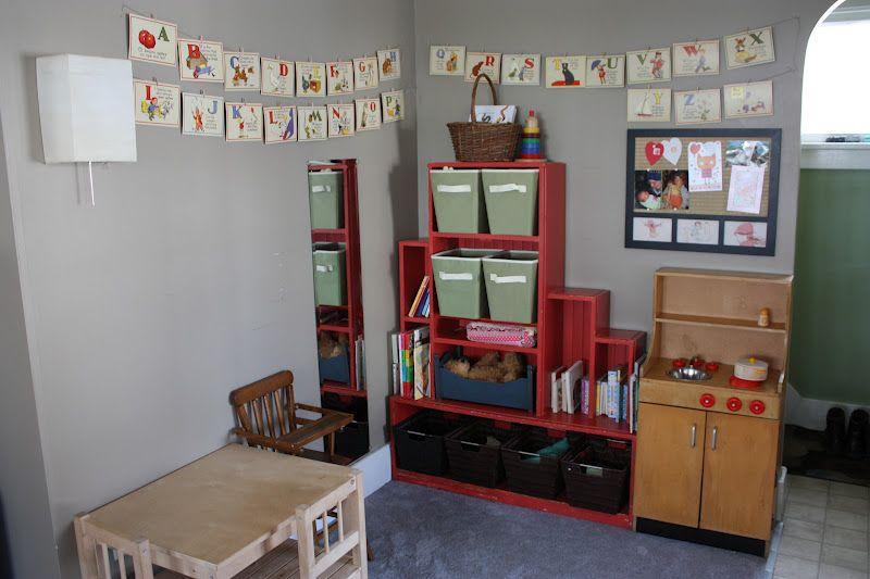 living room kids play area | the acts of grace: some thoughts on toy storage and other things...