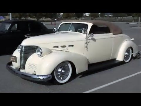 1939 Chevy Coupe with Carson Top or Convertible