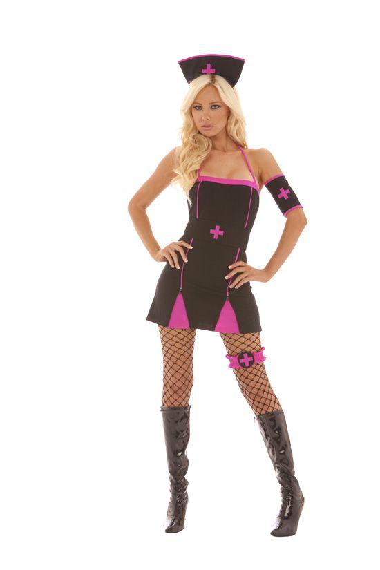 Midnight Medic Nurse Halloween Costume Halloween Pinterest - good halloween costumes ideas