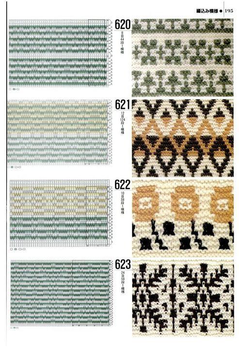Knitting patterns book 1000_NV7183 - rejane camarda - Picasa Webalbum