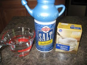 Sisters With Stuff Homemade Neti Pot Solution Do Not Use Iodized Salt Sea Salt Only Natural Home Remedies Home Remedies How To Stay Healthy