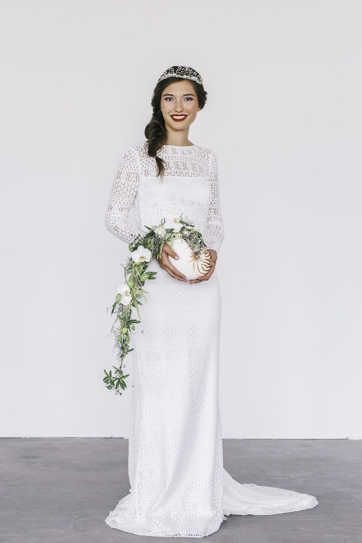 1 Brautkleid – 6 Looks für eure Hochzeit mit Victoria Rüsche ...