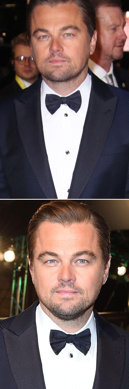 Leonardo DiCaprio BAFTAs