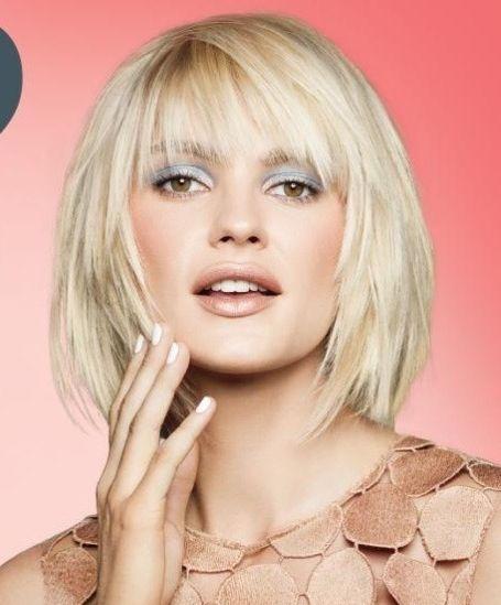 Pin By Bojana M On Hair Medium Hair Styles Thick Hair Styles Medium Length Hair Styles
