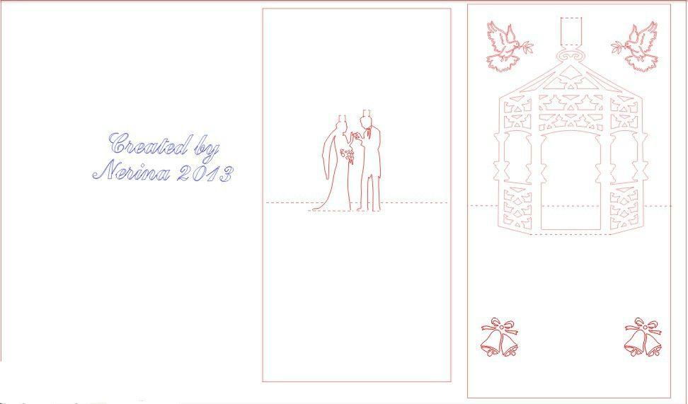Красивые, открытка киригами кружка шаблон