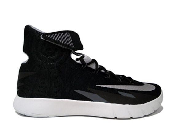 69015d33bb4 Nike Hyperrev  Black Grey Silver