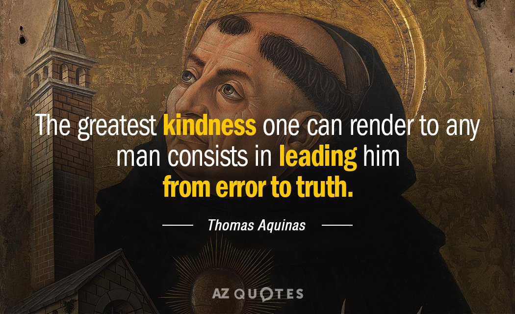 Thomas Aquinas quote on family Google Search (With