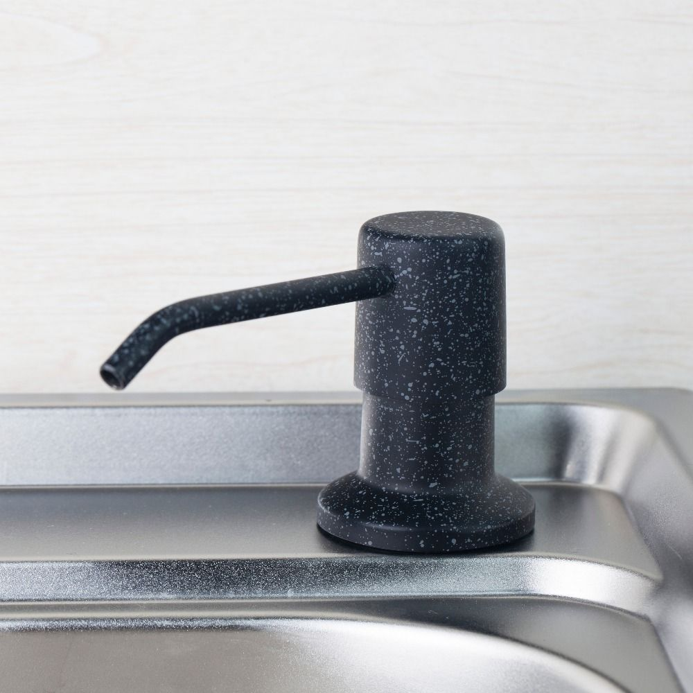 E Pak Shivers Kitchen Liquid Soap Dispensers 5655 4 Kitchen Sink
