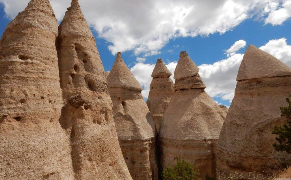 Image result for tent rocks new mexico pictures