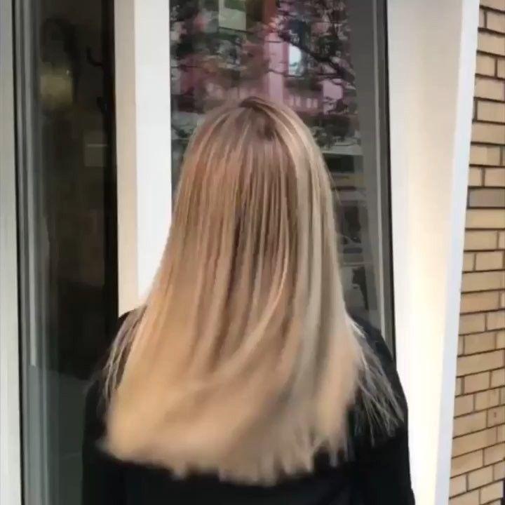 Brown To Blonde New Barber Haircolor Haircolour