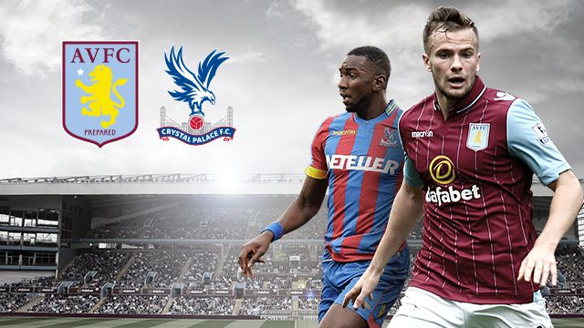 Aston Villa – Crystal Palace streaming live e formazioni