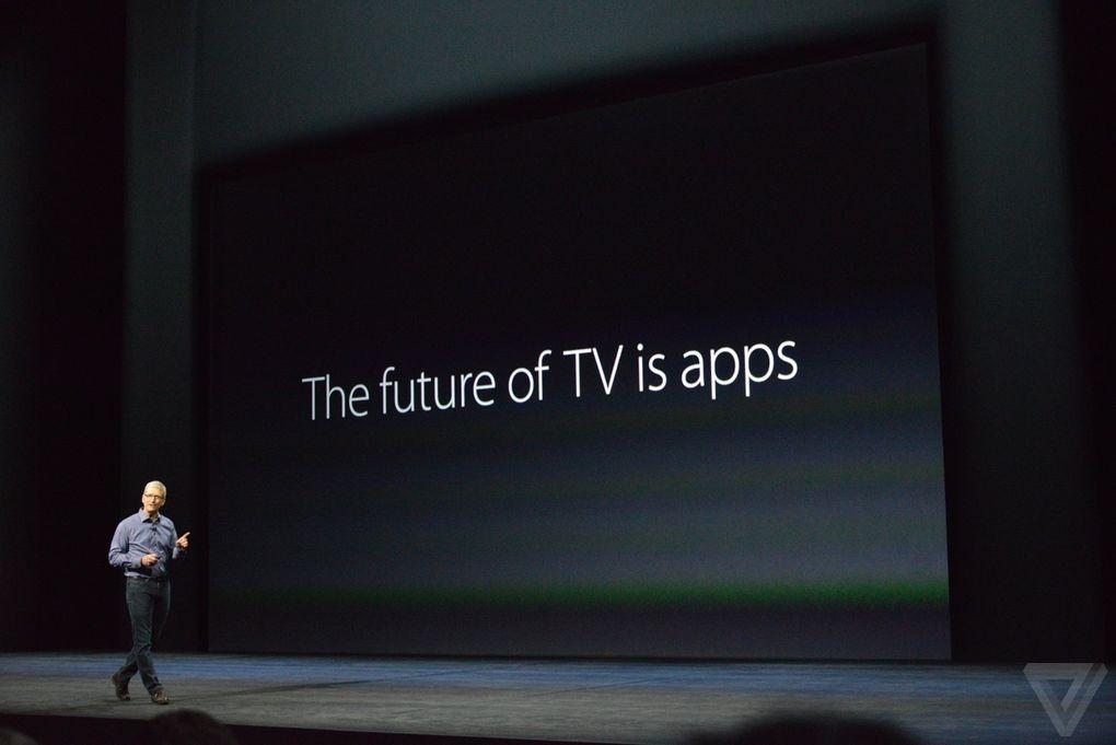 Apple presenta el nuevo Apple TV con aplicaciones, integración de Siri y más - http://www.esmandau.com/175906/apple-presenta-el-nuevo-apple-tv-con-aplicaciones-integracion-de-siri-y-mas/