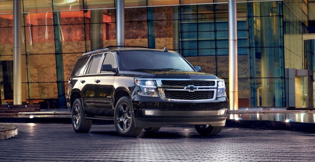 Chevrolet Tahoe Suburban Midnight Edition Chevy Tahoe
