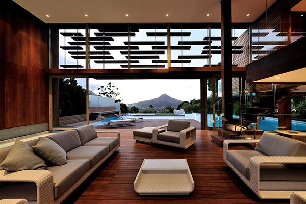 Luxury Spa House In Hout Bay South Africa Interior Architecture Design Home House
