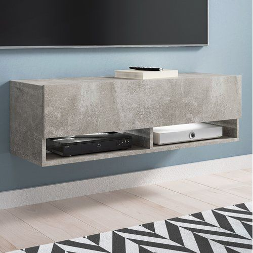 Zipcode Design Odessa Tv Stand For Tvs Up To 43 Adjustable