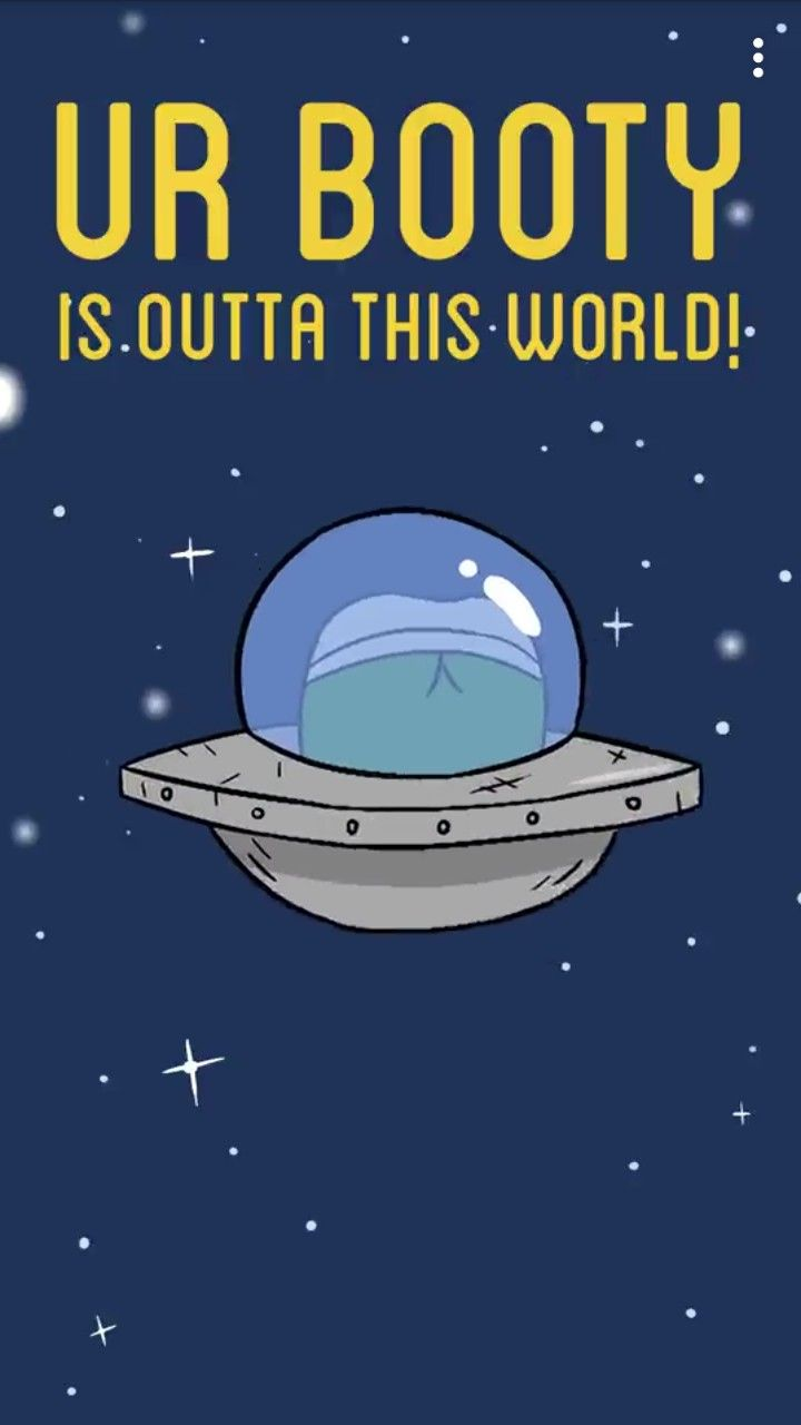 outer space pick up lines