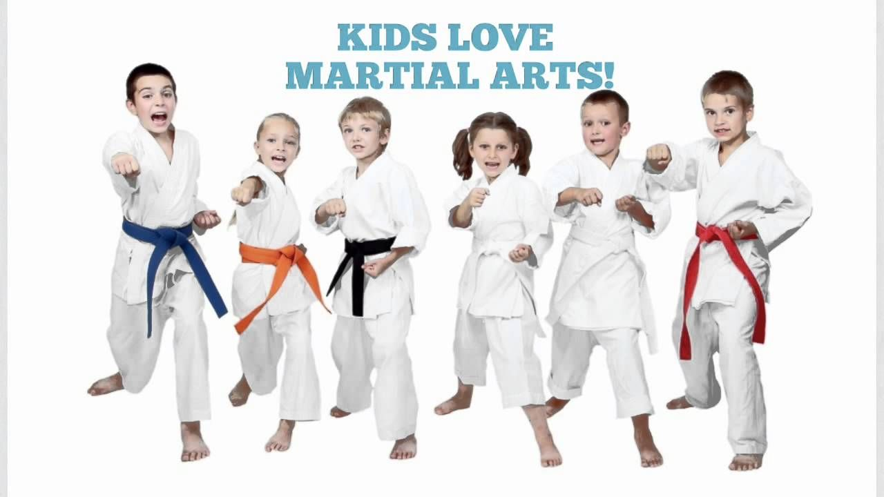 Our youth summer time camps with a karate theme ages 612