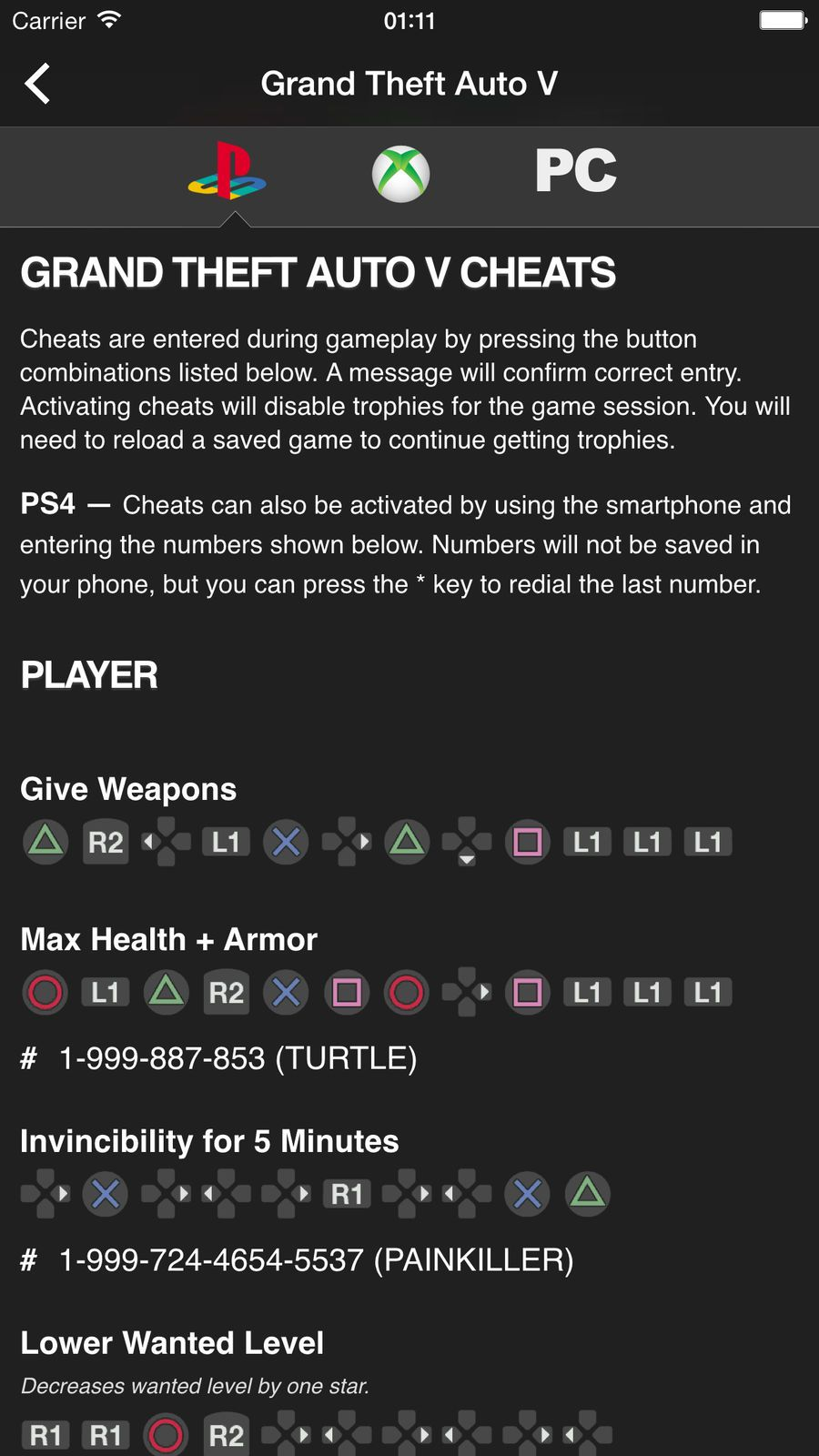 Cheats For Gta For All Grand Theft Auto Games Labs Midnight