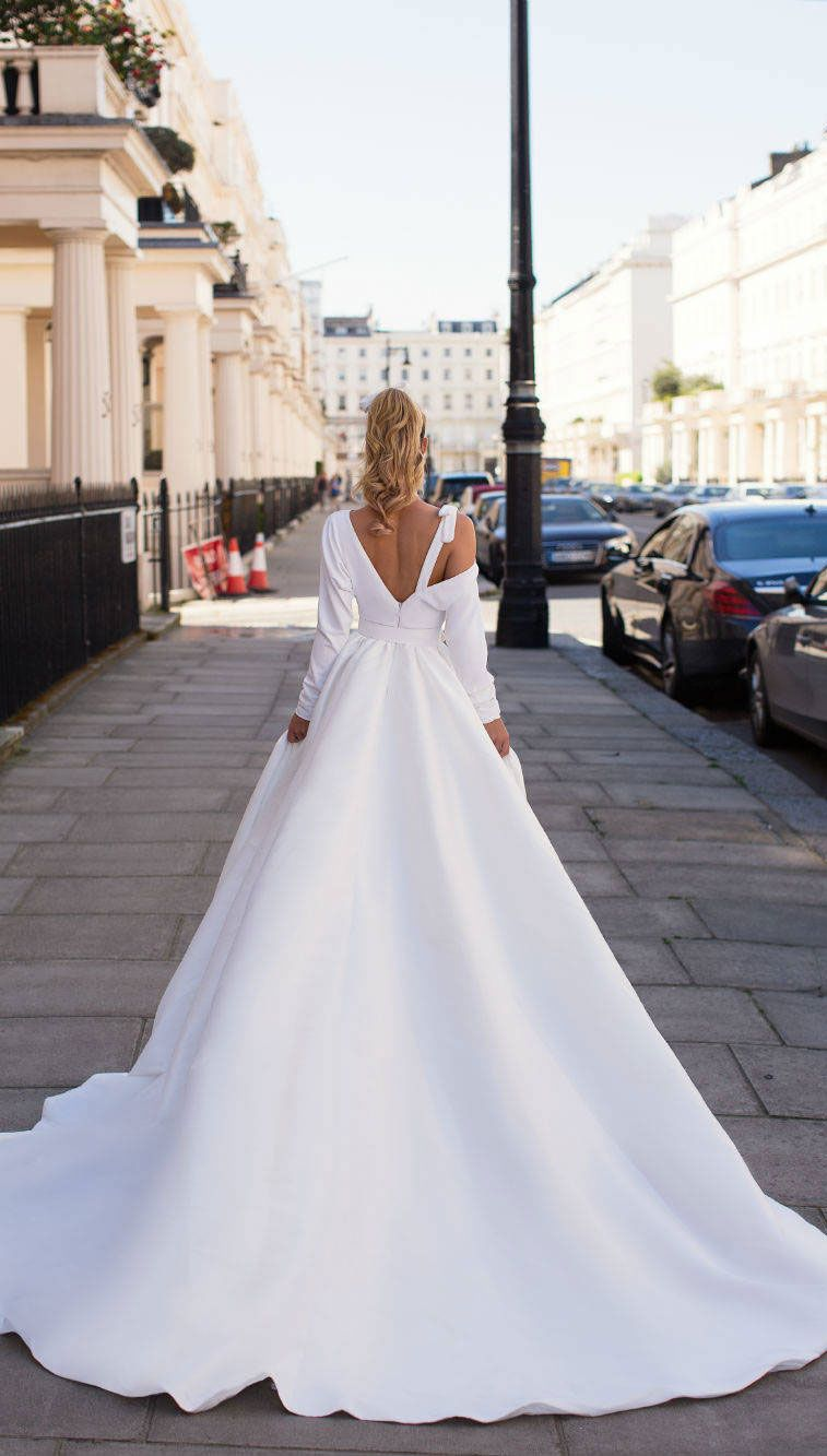 Milla Nova Wedding dresses – Just White Bridal Collection