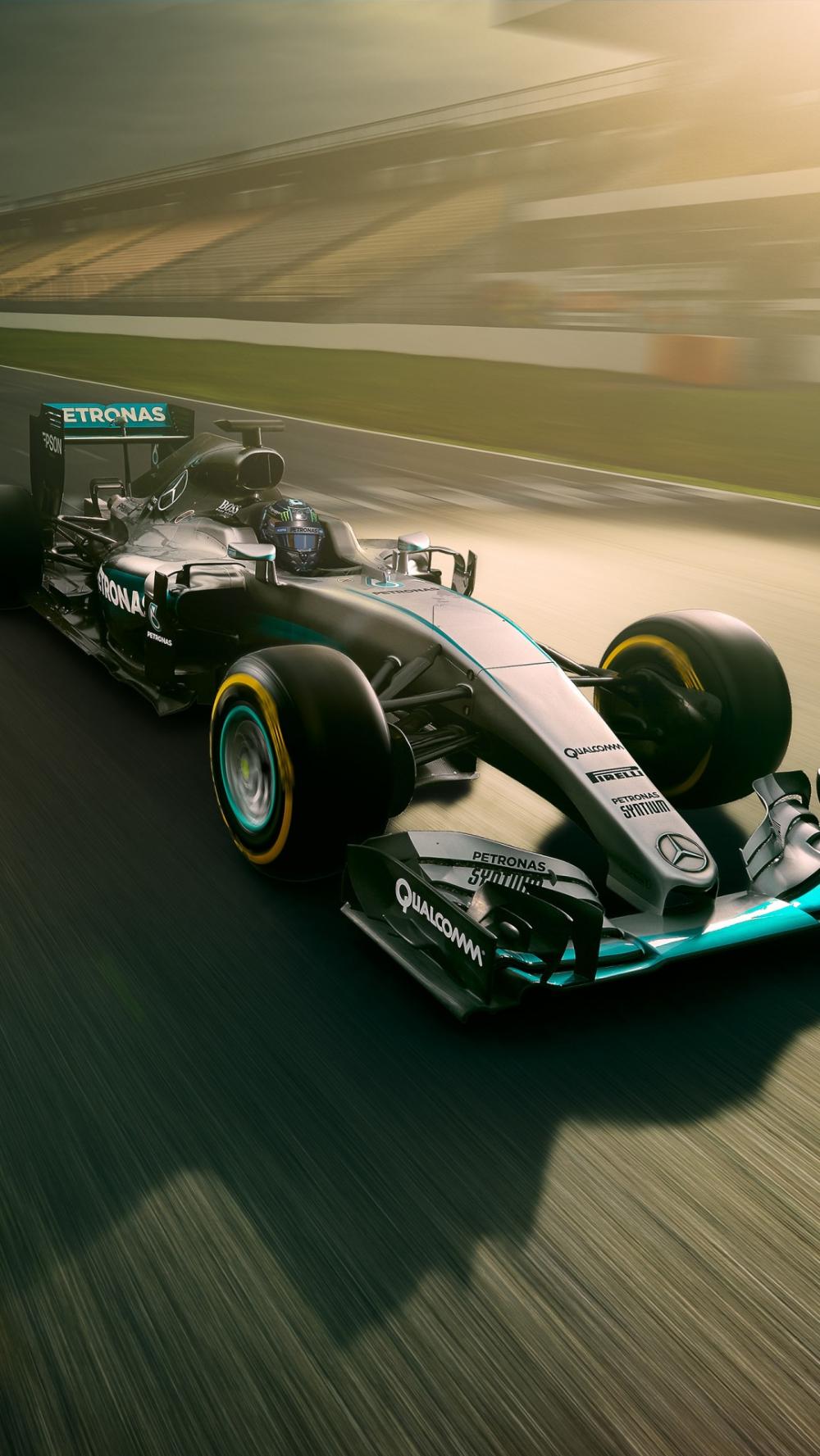 Mercedes Amg Petronas F1 Car 4k Wallpapers Hd Id 26528 En 2020 Fotos De Autos F1 Wallpaper Hd Coches De Carreras