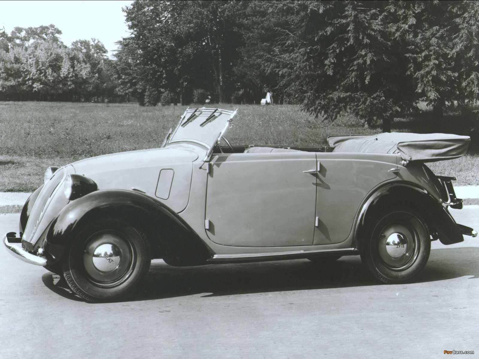 Images of Fiat 508 C Balilla 1100 1937–39 | FIAT | Pinterest | Fiat