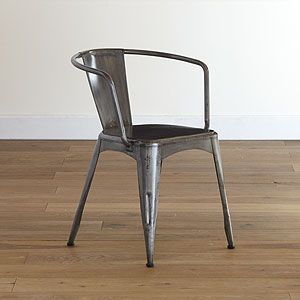 Delightful Jackson Metal Tub Chair Traditional Dining Chairs And Benches. Chairs For  Dining Room Table   Understated Industrial.