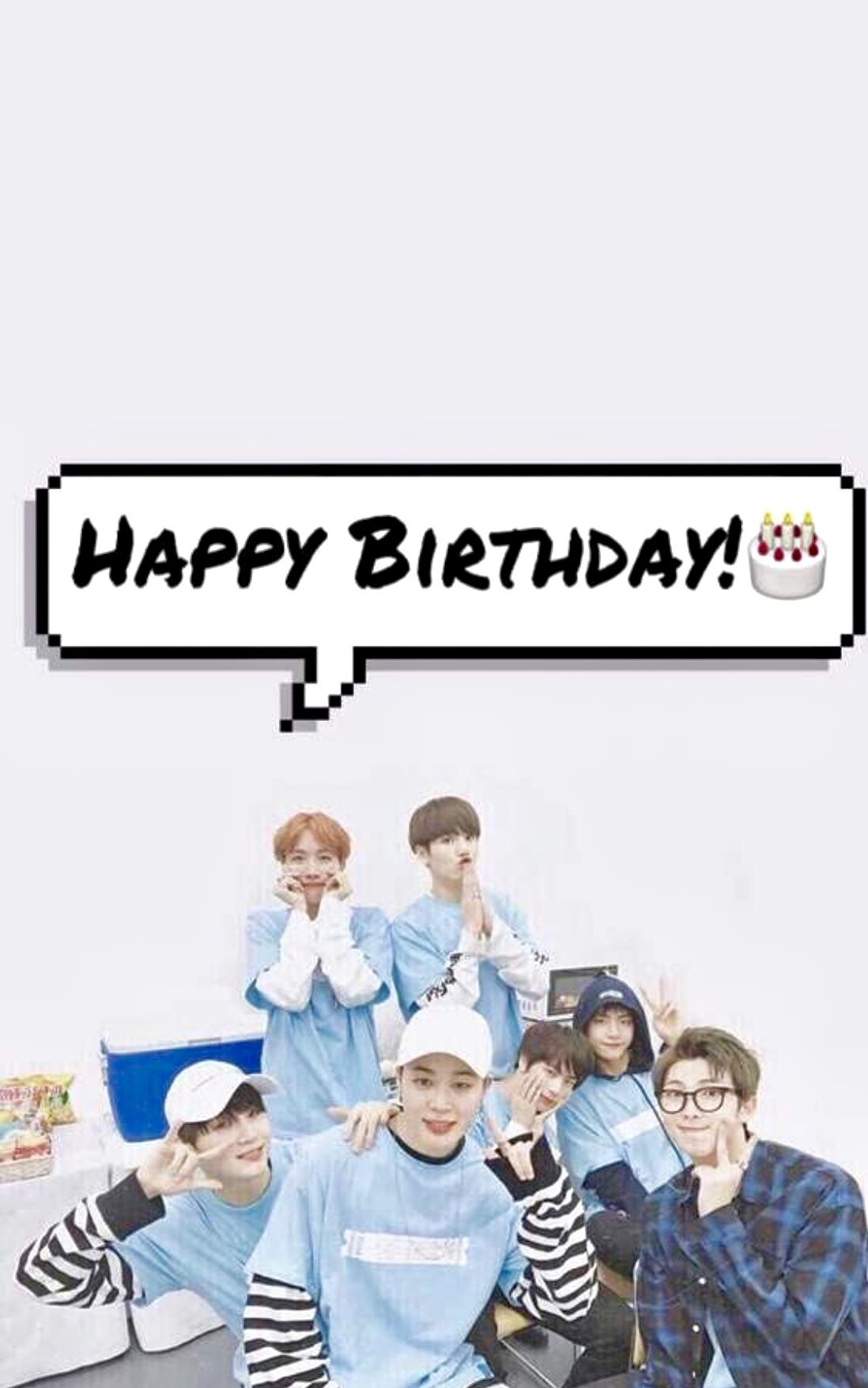 Bts Is Wishing You Happy Birthday Bts Happy Birthday Wish You Happy Birthday Happy Birthday Wishes Quotes