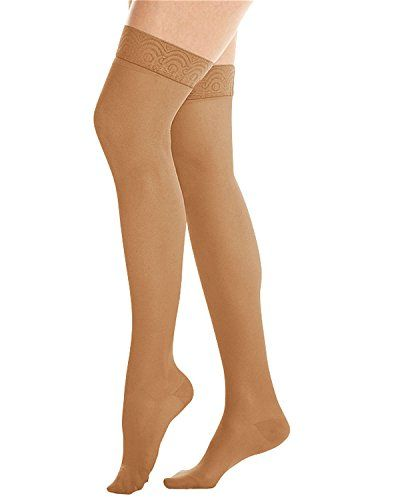 Just Comfort Over the Knee Natural Medium  Moderate ** Check out the image by visiting the link.