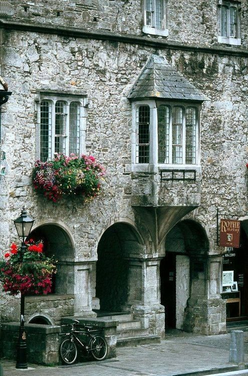 Rothe House, Kilkenny, Ireland Rothe House, is a unique