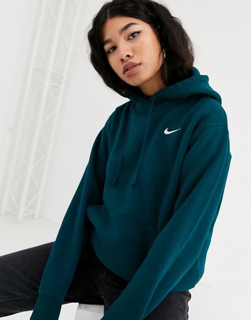 köp på nätet ny hög kvalitet bra kvalitet Nike dark blue mini swoosh oversized hoodie | ASOS#asos #blue #dark #hoodie  #mini #nike #oversized #swoo… in 2020 | Trendy hoodies, Hoodie outfit  casual, Nike hoodie outfit