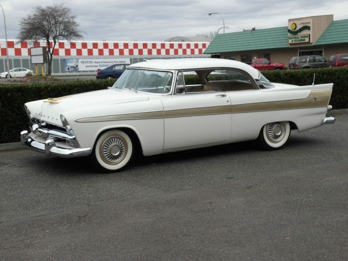 1956 Plymouth Fury For Sale Hemmings Motor News Plymouth Fury