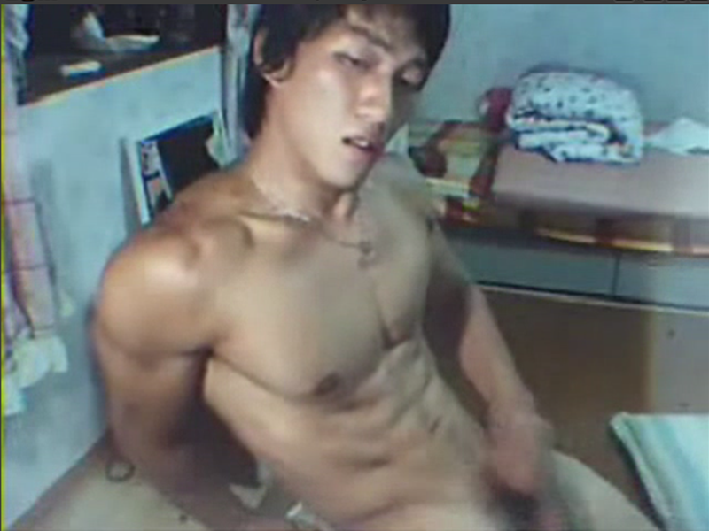 Gay korean hunk