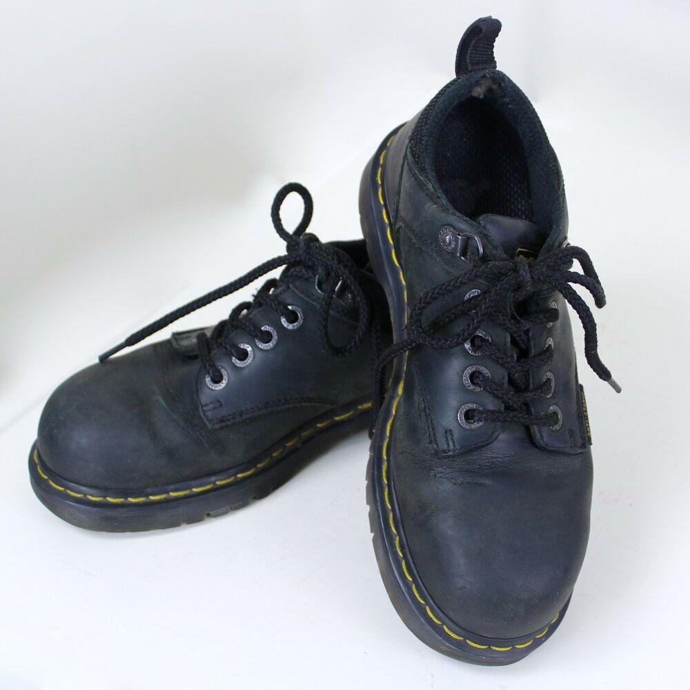 doc martens industrial shoes