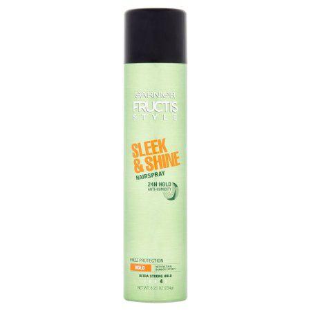 Beauty Anti Humidity Hair Spray Hairspray Garnier Fructis